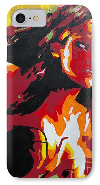 Wonder Woman - Sister Inspired Phone Case by Kelly Hartman