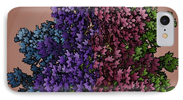 Wonderful Colors 1 Phone Case by Pepita Selles