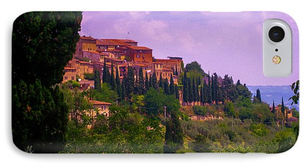 Wonderful Tuscany IPhone Case