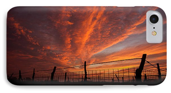 Wonderous Sky IPhone Case by Shirley Heier