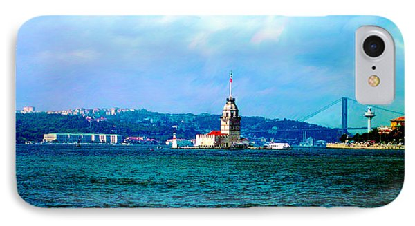 Wonders Of Istanbul IPhone Case by Zafer Gurel
