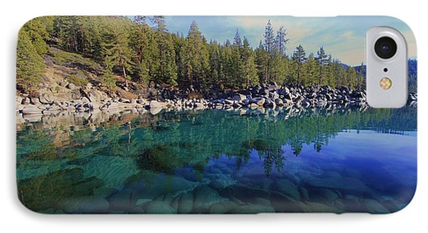 IPhone Case featuring the photograph Wondrous Waters by Sean Sarsfield