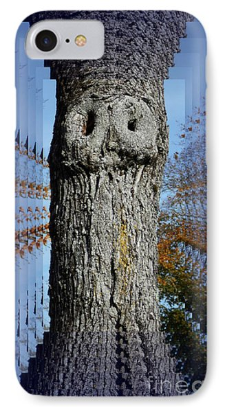 Woo Tree IPhone Case