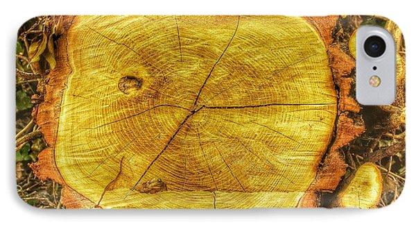 Wood IPhone Case by Daniel Precht