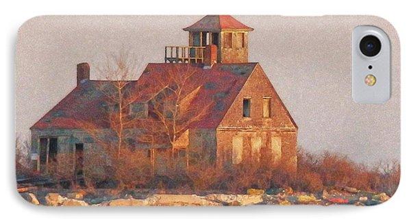 Wood Island IPhone Case by Marcia Lee Jones
