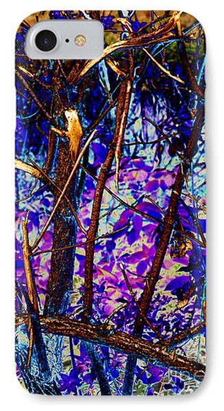 Woodland Phone Case by Carol Lynch