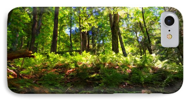 Woodland IPhone Case by Lars Lentz