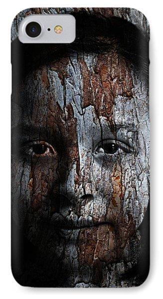 Woodland Princess Phone Case by Christopher Gaston