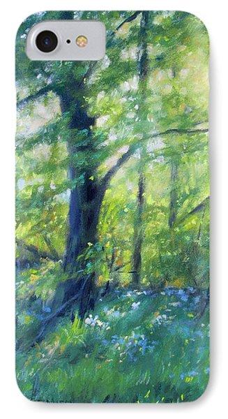 Woodland Sunset IPhone Case by Bonnie Mason