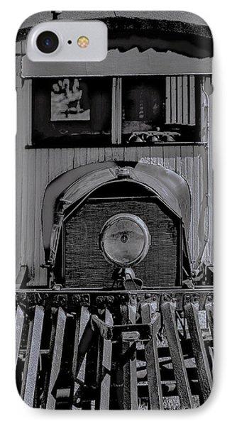 Work Train IPhone Case