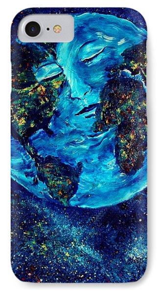 World Peace IPhone Case by Robin Monroe
