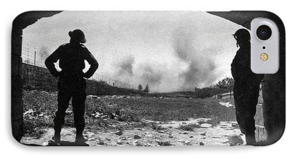 World War 2 IPhone Case by Brian Roscorla