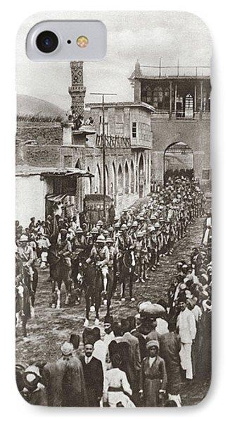 World War I Baghdad, 1917 IPhone Case by Granger