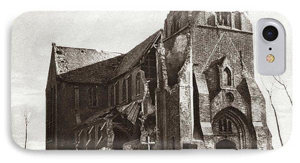World War I Nieuport IPhone Case by Granger