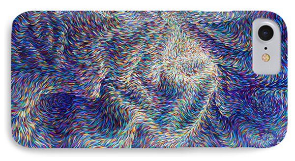 Wormhole Phone Case by Josh Long