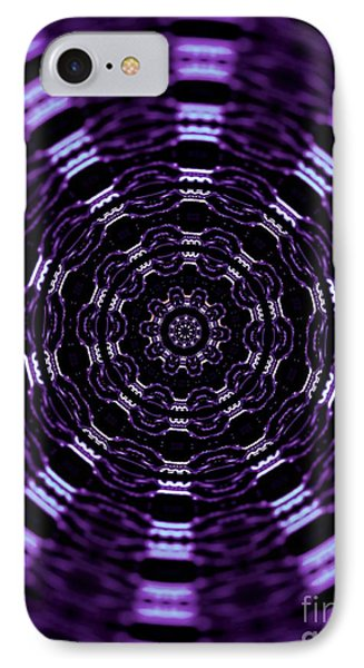 Wormhole IPhone Case by Robyn King