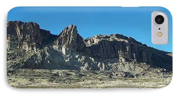 IPhone Case featuring the photograph Western Landscape by Eunice Miller