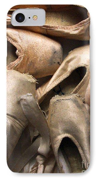 Worn Ballet Shoes IPhone Case
