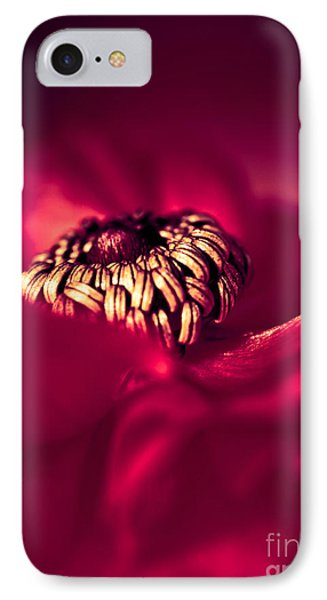 Wrap Me In Red IPhone Case by Jan Bickerton