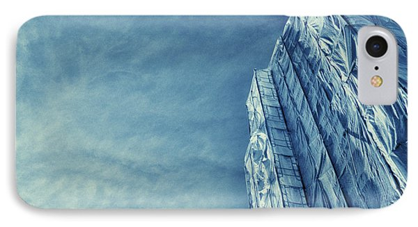 IPhone Case featuring the photograph Wrapped Cathedral by John Hansen