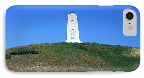 Wright Brothers National Memorial IPhone Case