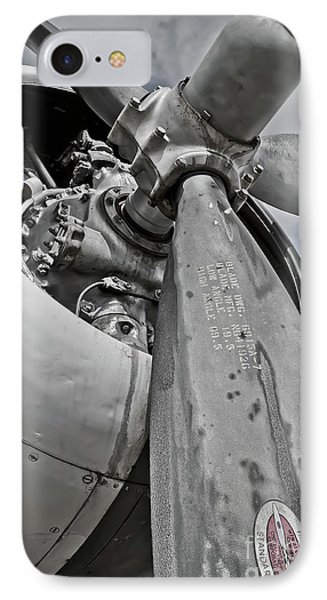 Wright R-1820-82 Cyclone IPhone Case
