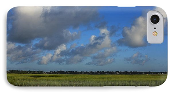 Wrightsville Beach Marsh Phone Case by Mountains to the Sea Photo