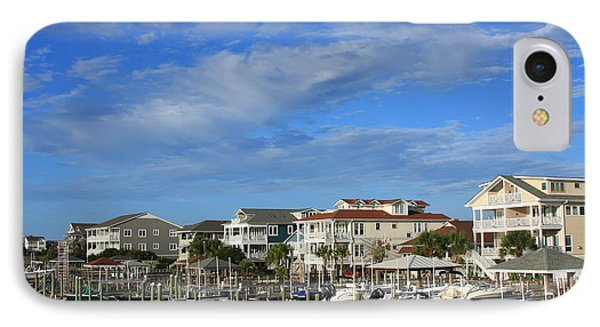 IPhone Case featuring the photograph Wrightsville Beach - North Carolina by Mountains to the Sea Photo