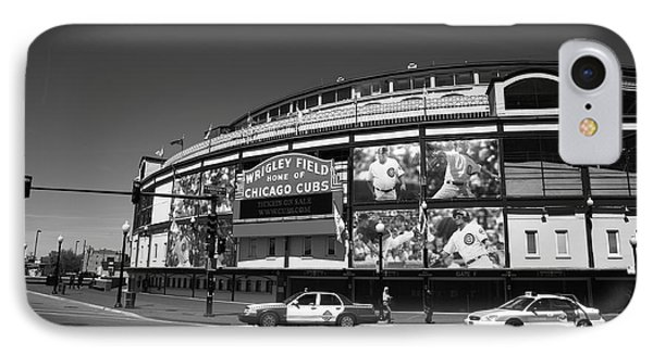 Wrigley Field - Chicago Cubs 13 IPhone Case
