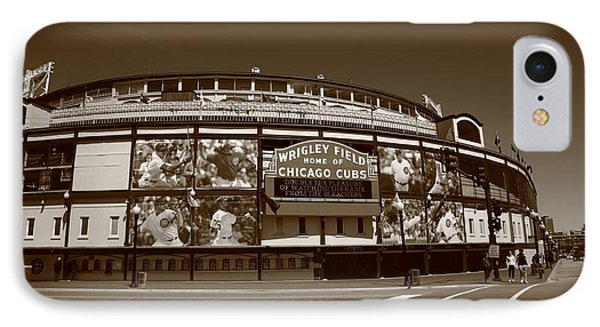 Wrigley Field - Chicago Cubs 26 IPhone Case