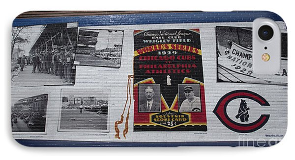 Wrigley Images - 1929 IPhone Case