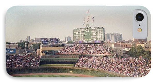Wrigley IPhone Case by Mike Maher