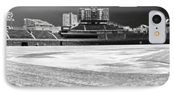 Wrigley Panorama IPhone Case by David Bearden
