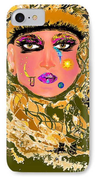 Written IPhone Case by Lori  Lovetere