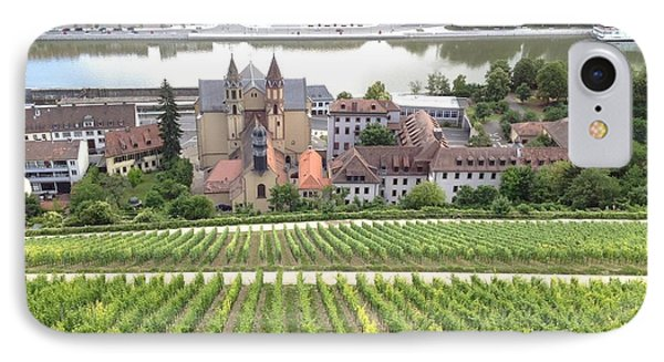 Wurzburg IPhone Case
