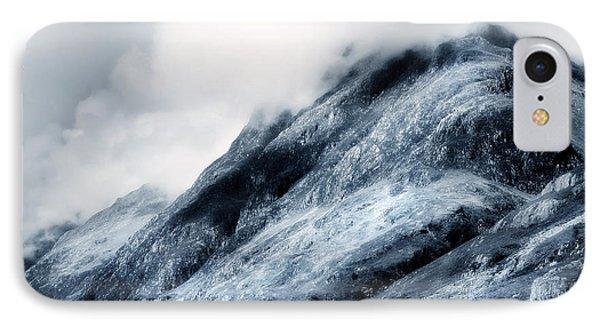 Wuthering Heights. Glencoe. Scotland Phone Case by Jenny Rainbow