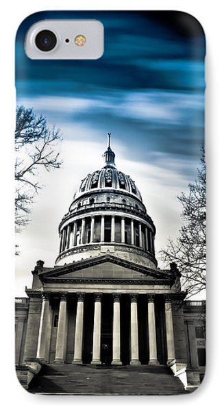 Wv State Capitol Building IPhone Case
