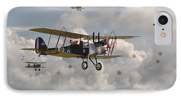 Ww1 Re8 Aircraft IPhone Case