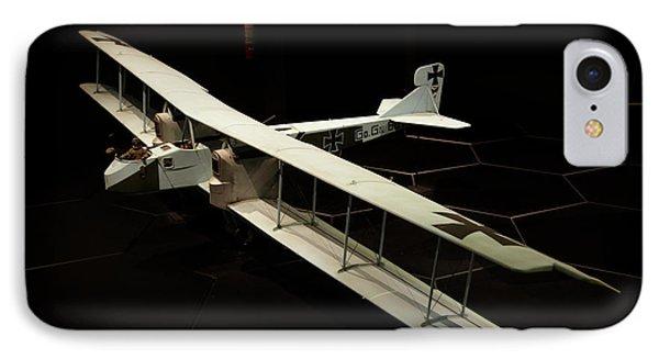 Wwi German Gotha Bomber, Omaka Aviation IPhone Case by David Wall