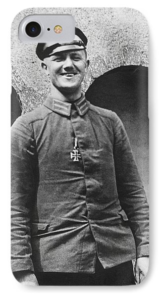 Wwi German Prisoner IPhone Case by Underwood Archives