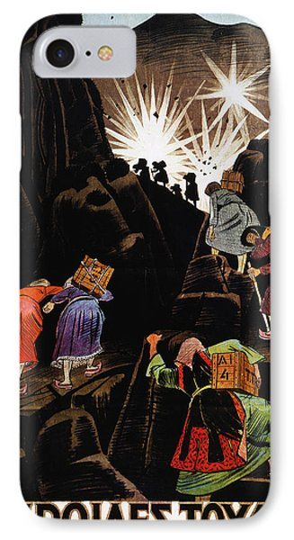 Wwii: Greek Poster, 1940 Phone Case by Granger