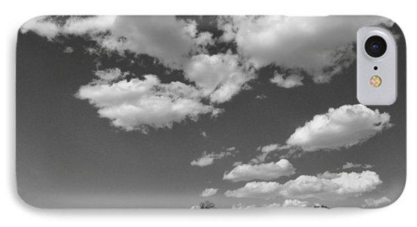 Wyoming Sky  IPhone Case