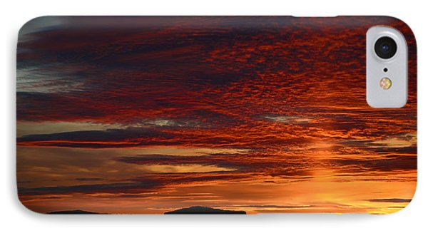 Wyoming Sunset #1 IPhone Case by Eric Nielsen