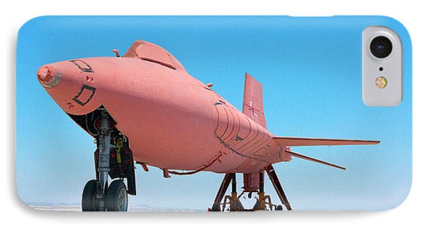X-15 Aircraft With Ablative Coating IPhone Case by Nasa