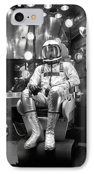 X-15 Flight Suit Testing IPhone Case by Nasa/boeing