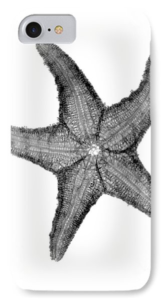 X-ray Of Starfish IPhone Case