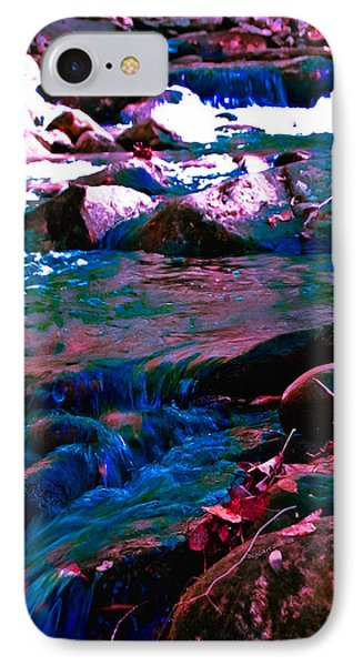Xanadu IPhone Case by DigiArt Diaries by Vicky B Fuller