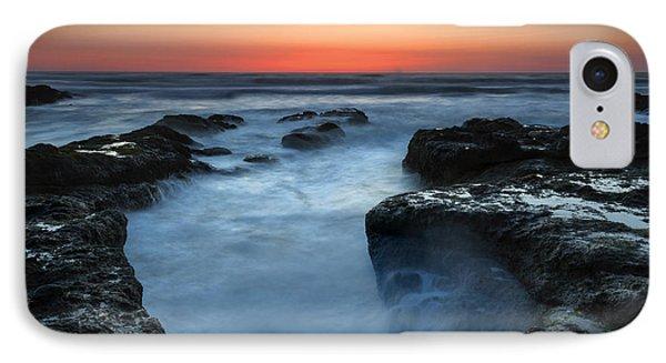 Yachats Sunset IPhone Case