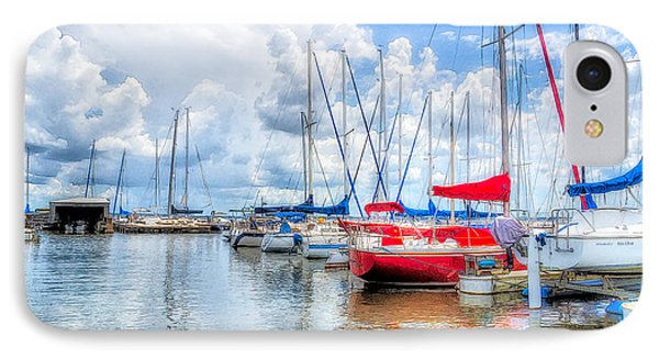 Yacht Club IPhone Case