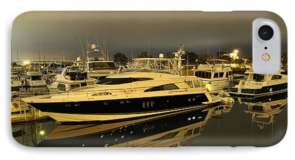 IPhone Case featuring the digital art Yacht  by Gandz Photography
